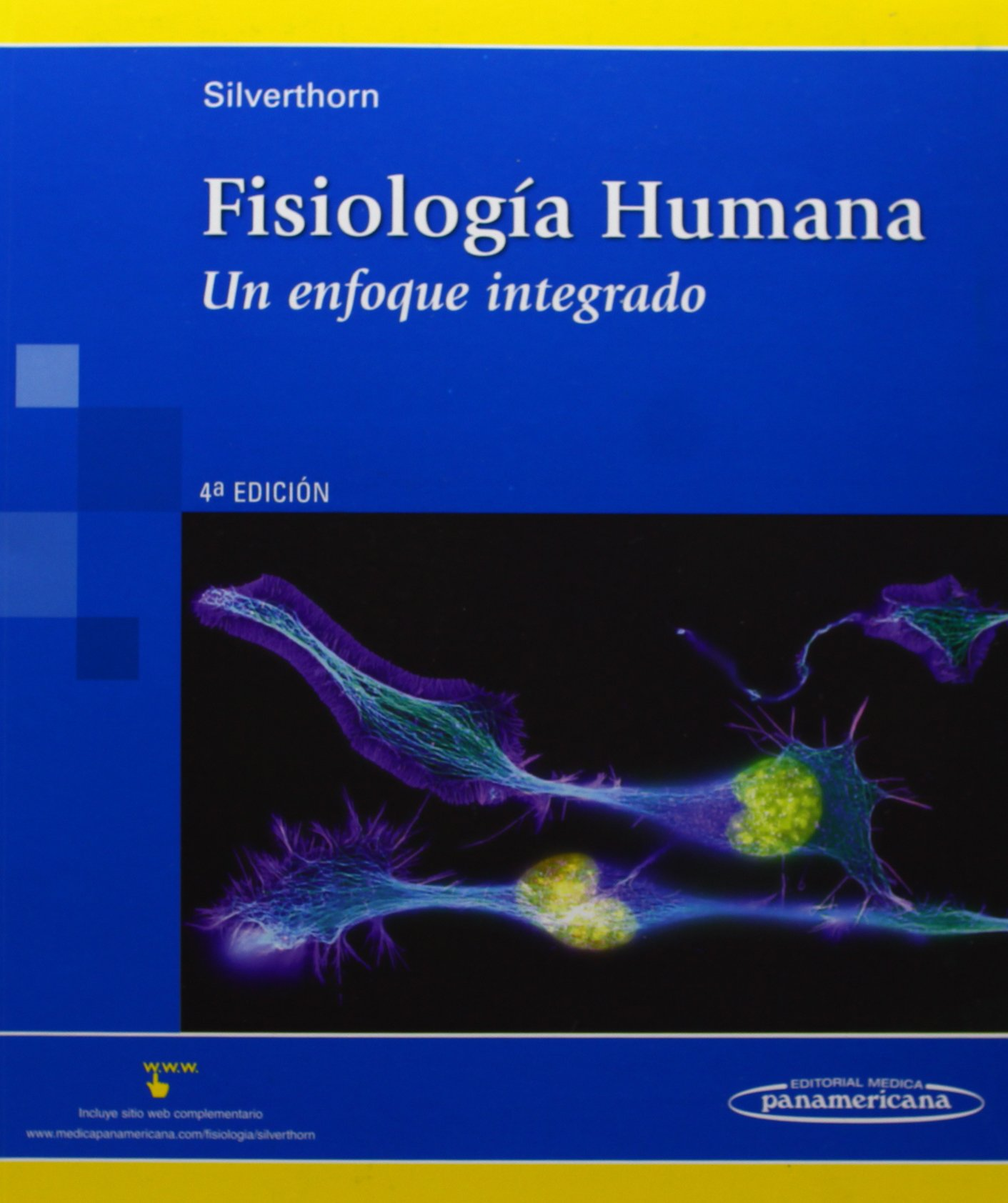 Fisiologia humana, un enfoque integrado: Amazon.es: SILVERTHORN: Libros