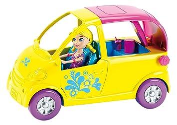 Amazon.es: Polly Pocket W6222 - Coche De Vacaciones (Mattel ...