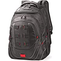 Samsonite Samsonite Luggage Tectonic Backpack, Black/Red, One Size