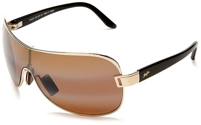 Maui Jim - Gafas de sol - para hombre Dorado dorado: Amazon ...