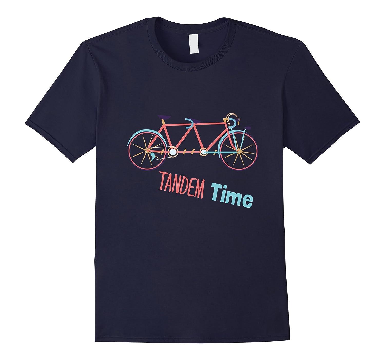 Is My Bike Ok City Retro Cycling Bike Tandem Bicycle T Shirt-Art