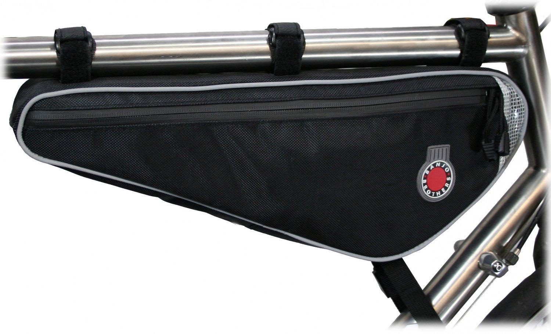 Amazon.com : Banjo Brothers 01064 Frame Pack, Medium : Bike Bags And ...