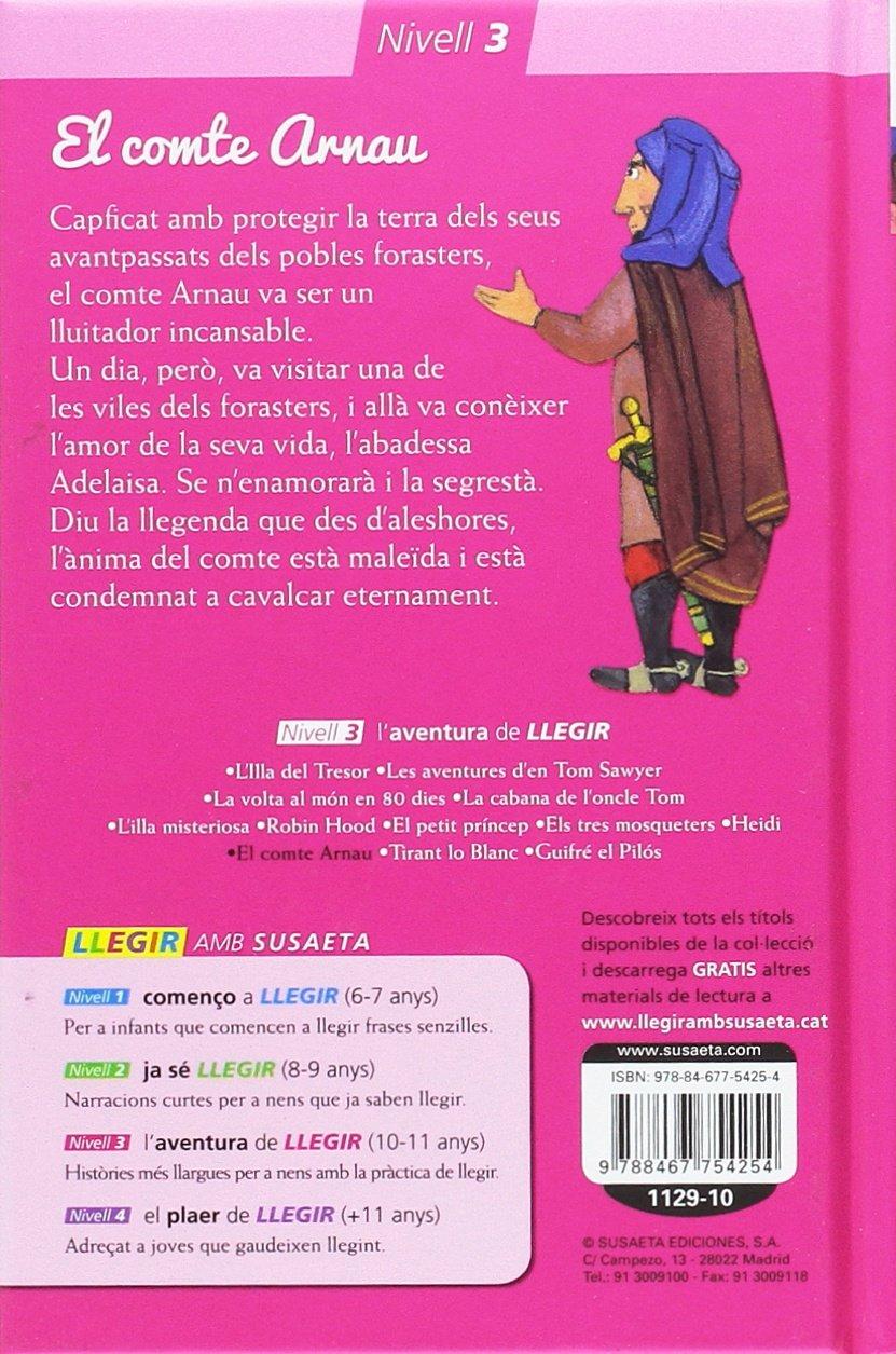 Comte Arnau El 9788467754254 Amazon Com Books