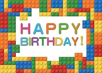 Amazon.com: SJOLOON - Fondo para fotografía de cumpleaños ...