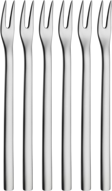 set of snack forks
