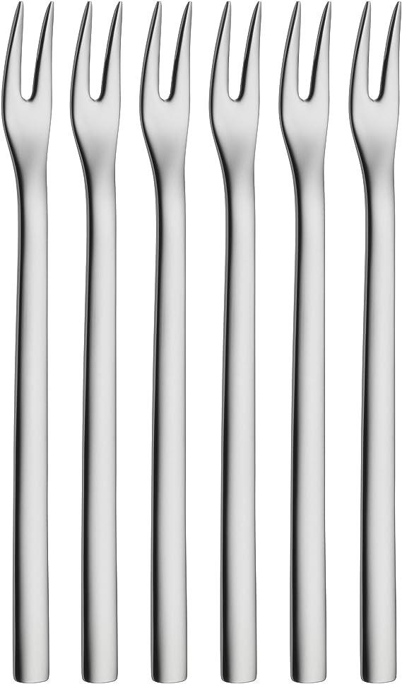WMF nUOVA sET de 6 fourchettes /à dessert