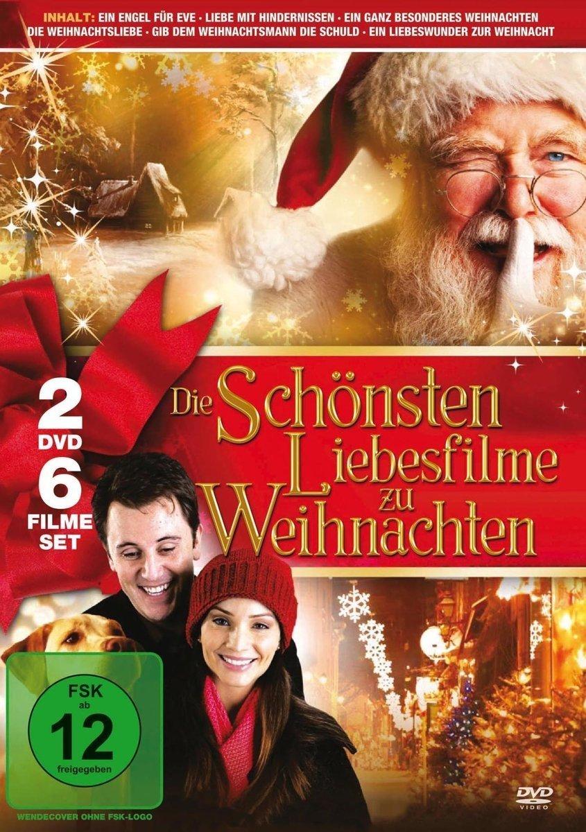 Die Schönsten Liebesfilme zu Weihnachten 2 DVDs: Amazon.de: Elisa ...
