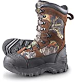 Guide Gear Men's Monolithic Waterproof Insulated Hunting Boots 2400 Gram