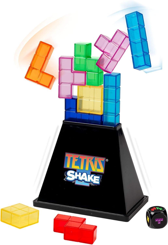 John Adams 10704 - Batido de Tetris, Multicolor: Amazon.es: Juguetes y juegos