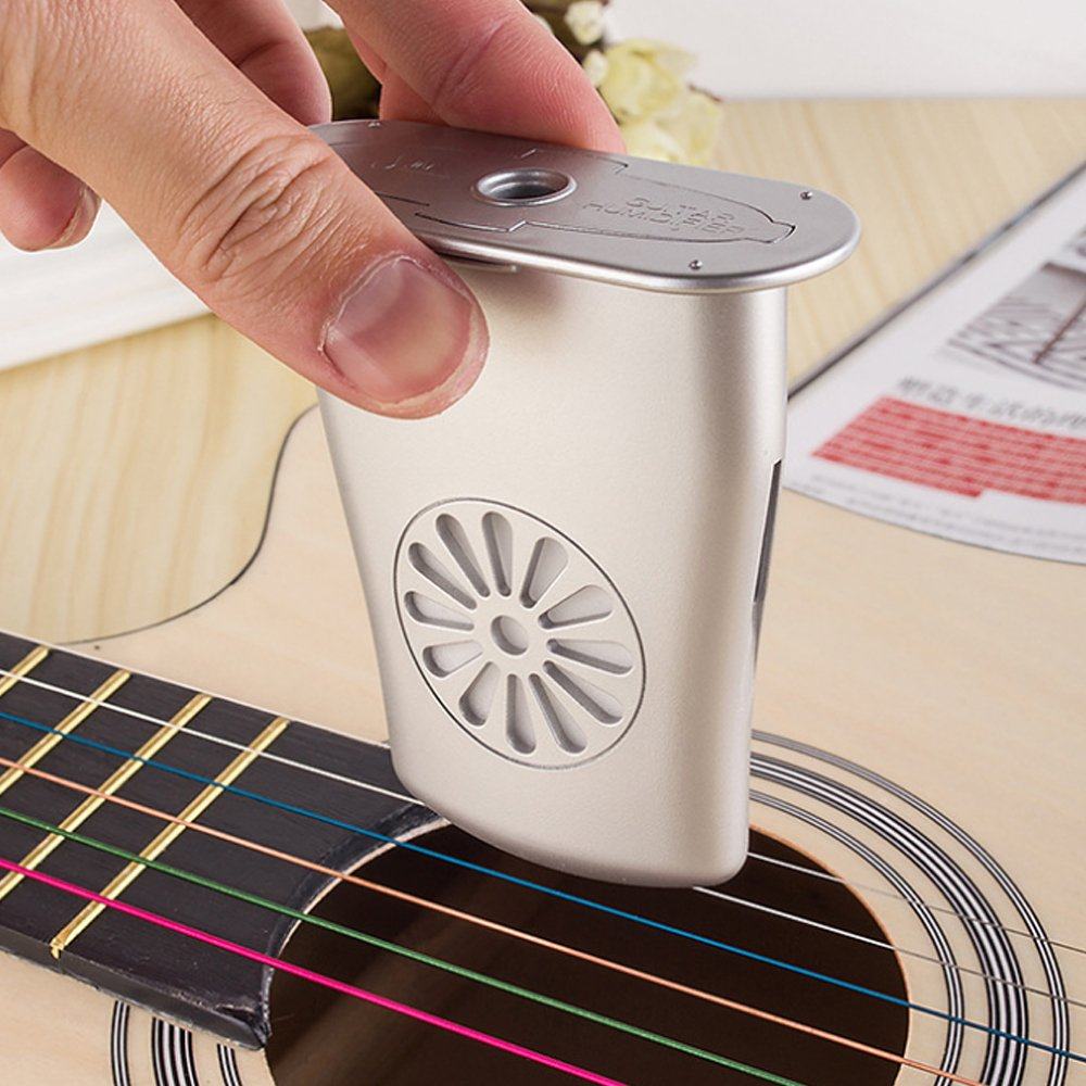 umidificatore per chitarra acustica Rocita strumento per chitarra acustica