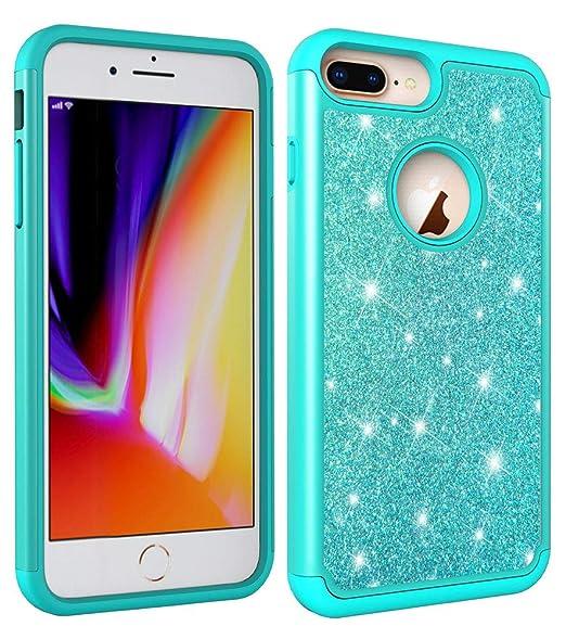 d1c35273d065f1 Amazon.com  Aiyze Compatible iPhone 7 6 6S  8 Plus Case  Heavy Duty ...