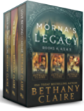 Morna's Legacy: Books 4, 4.5 & 5: Scottish, Time Travel Romances (Morna's Legacy Collections Book 2)