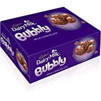 Cadbury Bubbly - 28 gms (Pack of 12)