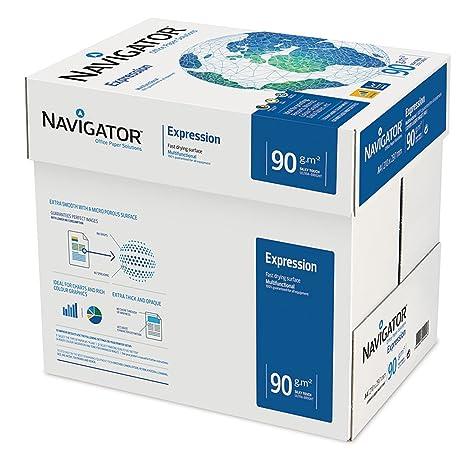 Navigator Expression A4 90 G/m², alta calidad extra suave y grueso ...