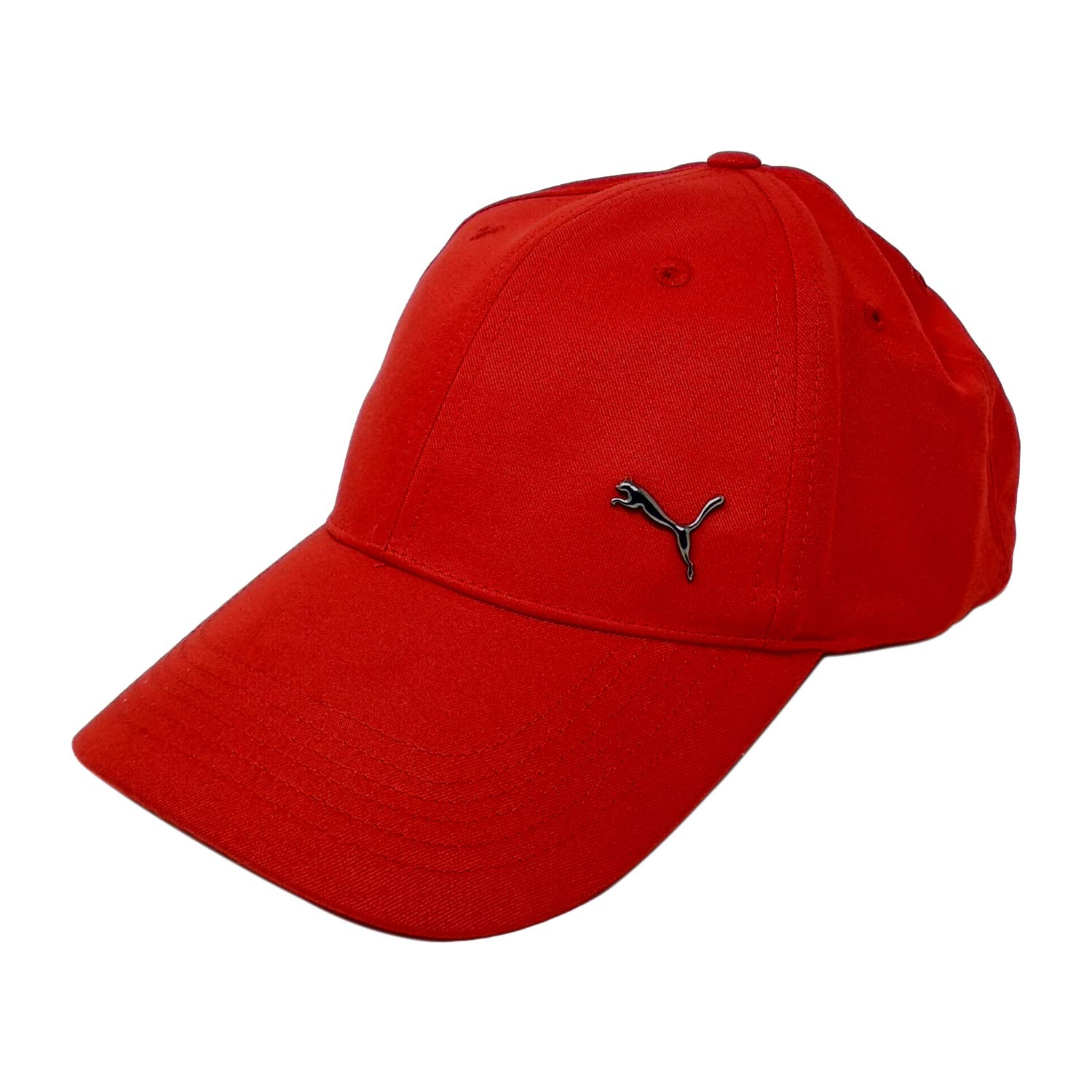 c7a1d83671d Puma Metal Cat Cap Red  Amazon.in  Clothing   Accessories
