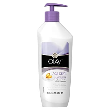 oil of olay body lotion
