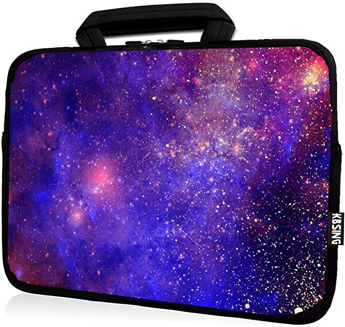 11 11.6 12-inch Laptop Case Bag - 12 12.1 12.5 inch Zipper Carrying Tote Case Sleeve Cover for Notebook Laptop by KBSING (KB12-19)