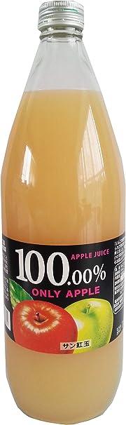 りんごジュース サン紅玉 1000ml