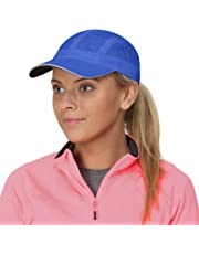 TrailHeads Race Day Performance Running Cap | The Lightweight, Quick Dry, Sport Cap for Women - 7 colors