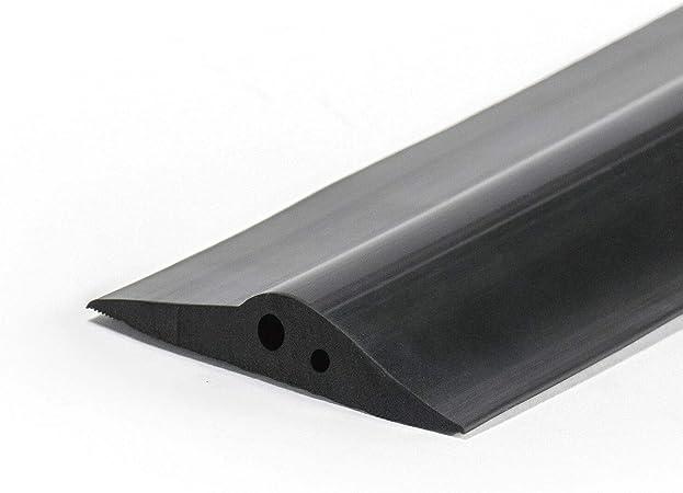 Joint de porte de garage 80mm 3 metre avec de la colle de montage Seuil EPDM