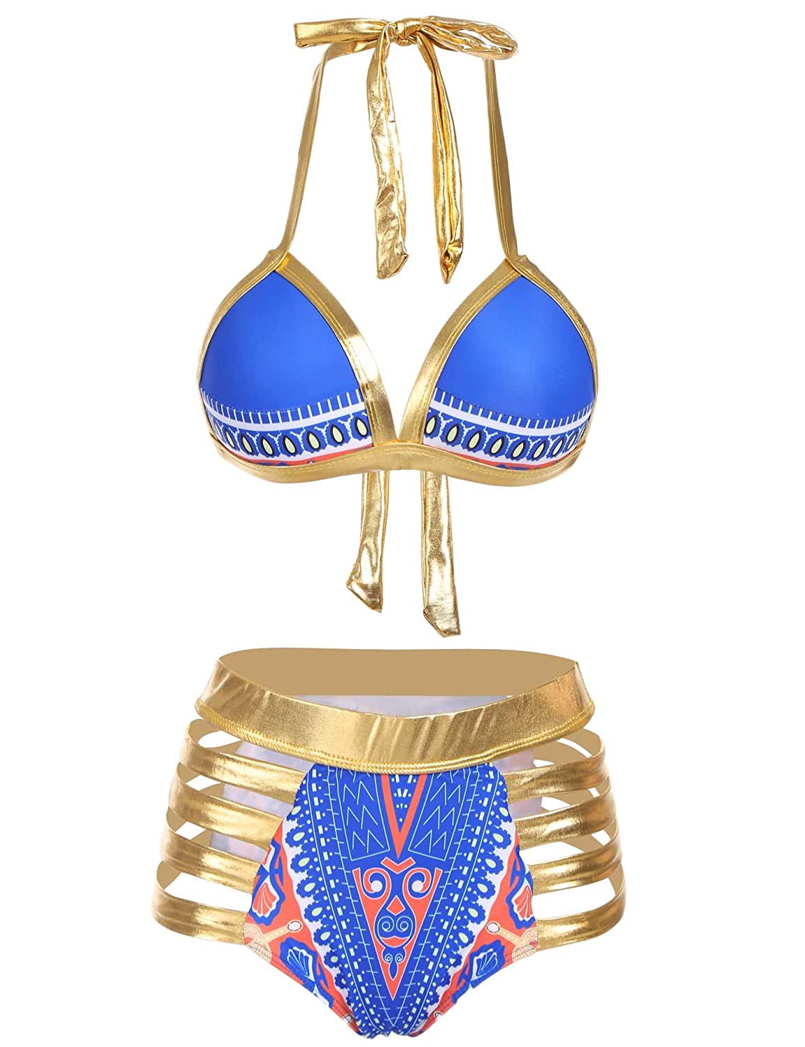 40aa4bef19066 ... Comfortable and do not feel hot when you wear. Triangle Bikini top Push  Up cups offer added comfort and appeal,Adjustable Strap Fashion ...
