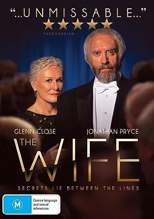 Amazoncom The Wife Glenn Close Jonathan Pryce Non Usa Format