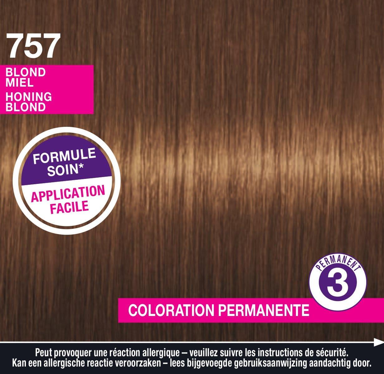 Tinte permanente Schwarzkopf espuma perfecta, 757 caramelo ...