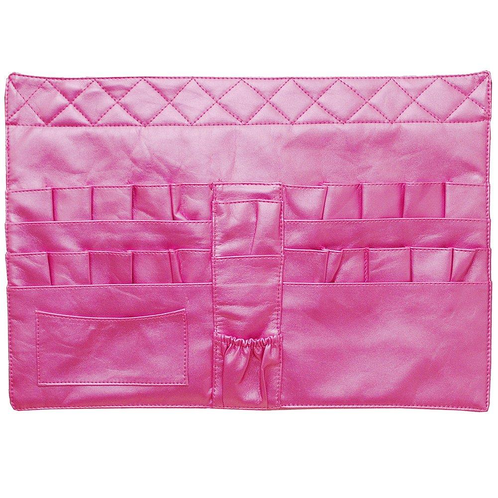 Makeup Artist Brush /& Tools Apron with Belt Strap-pink