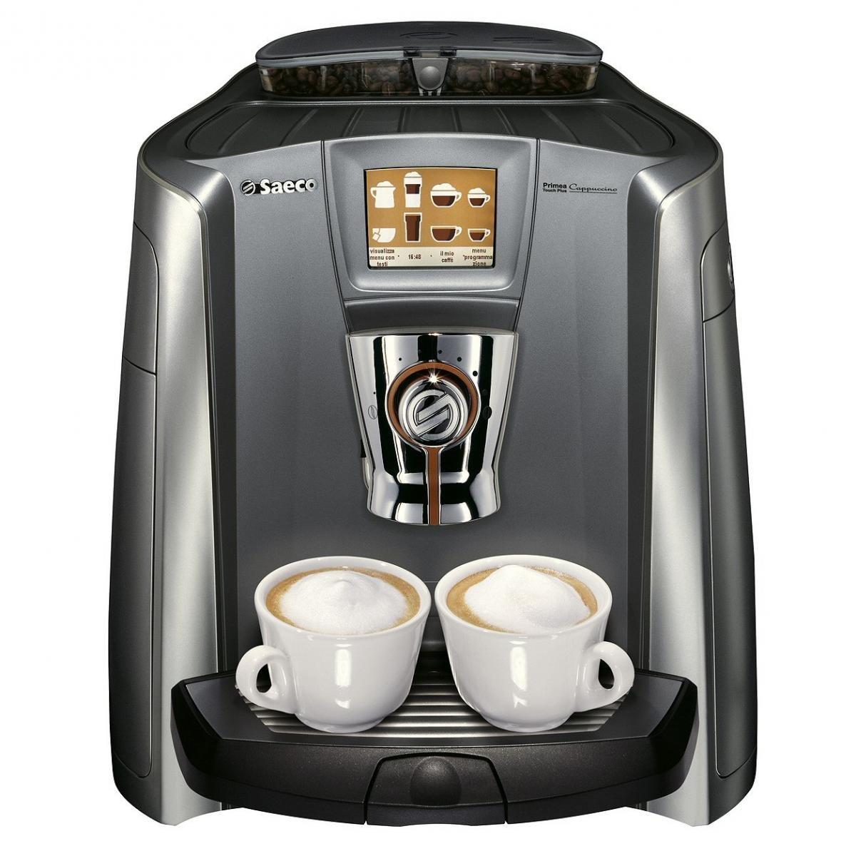 Amazon.com: Saeco s-ptp Primea Touch Plus: Kitchen & Dining