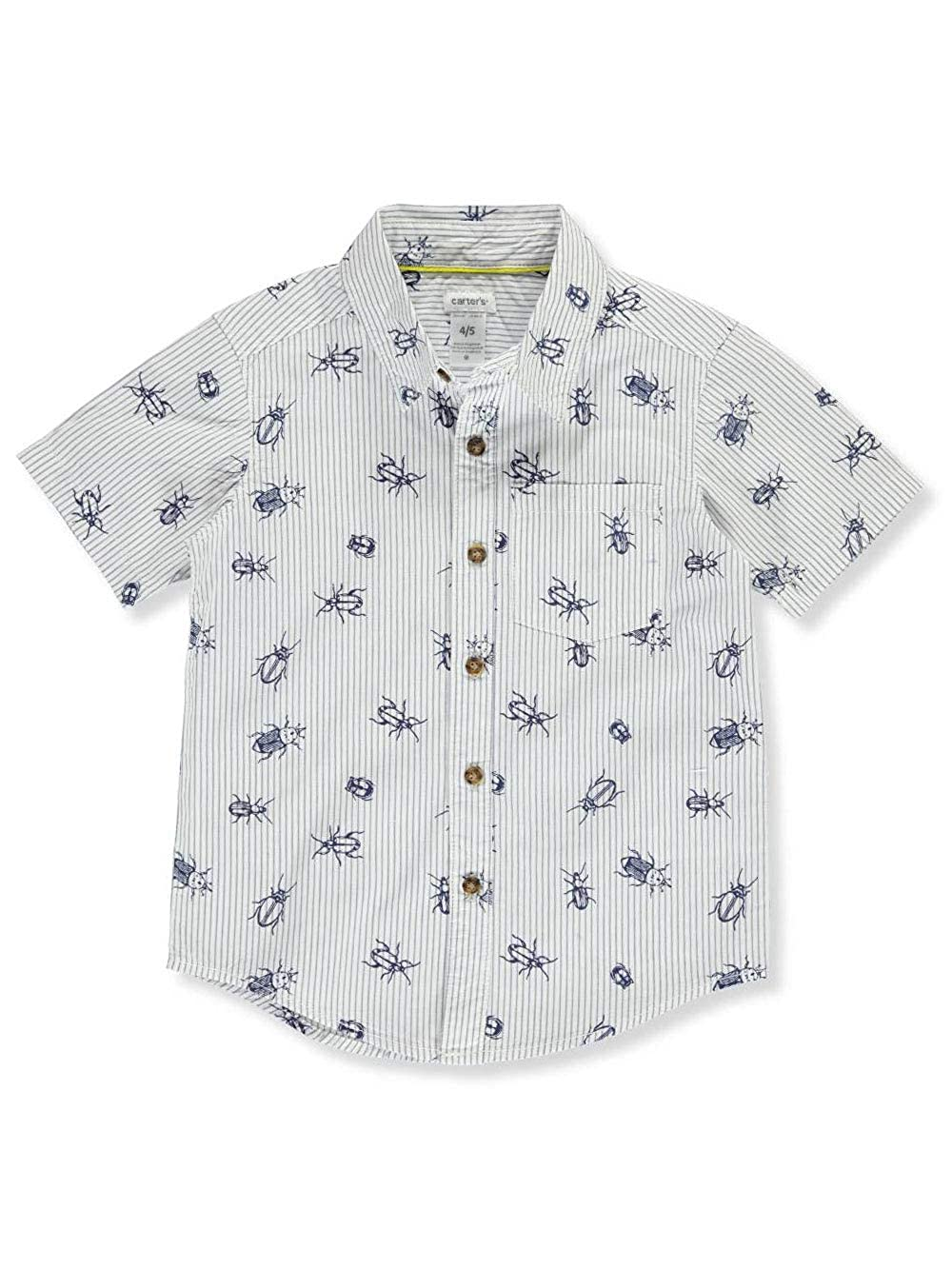 Carters Boys S//S Button-Down