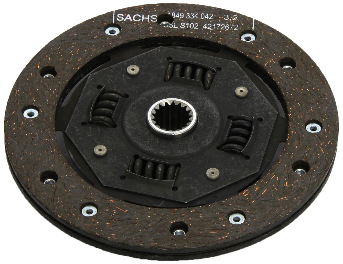 Sachs 1861 746 035 Discos de Presión de Embrague: Amazon.es: Coche y moto