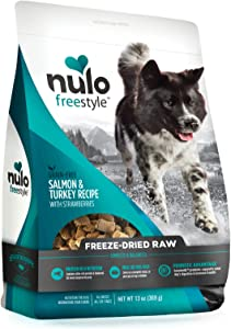 Nulo Freeze-Dried Raw Salmon and Turkey