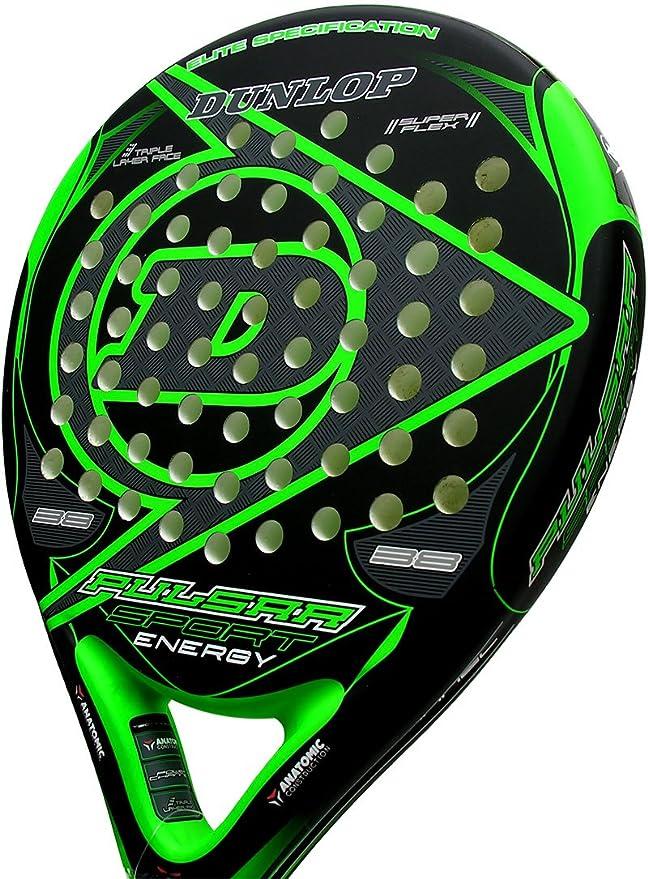 Pala de pádel Dunlop Pulsar Sport Energy Green