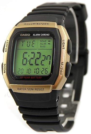 9a Pulsera Casio W 96h De Hombre Reloj n08wPkO