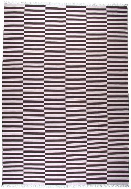 Kelim Modern amazon com modern kilim area rug 9 x 12 flat woven wool klim rug