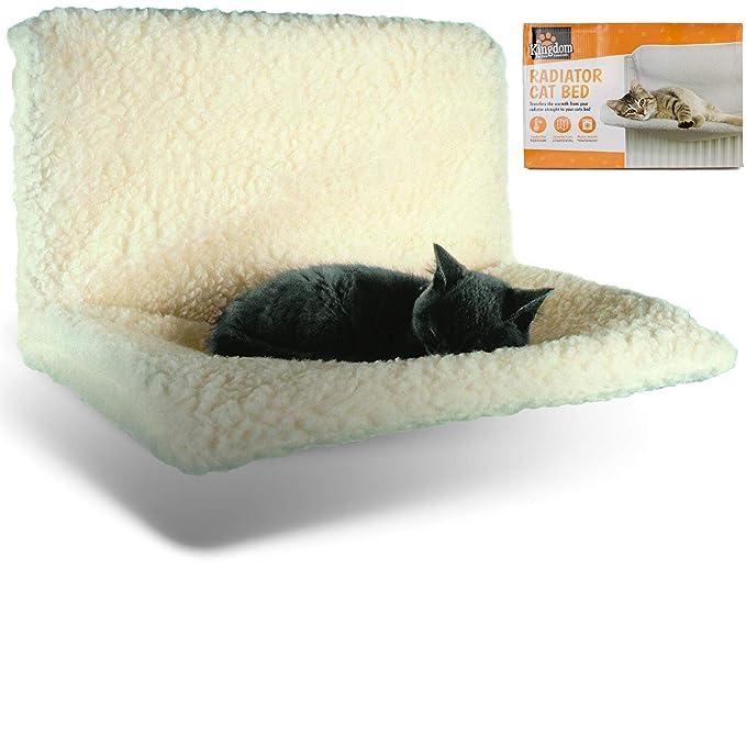XEN Animal Kingdom - Cama para radiador de Gato de Gato, cálida ...