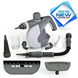 Amazon Price History for:PurSteam Handheld Pressurized Steam Cleaner with 9-Piece Accessory Set Multi-Purpose and Multi-Surface All Natural, Chemical-Free Steam Cleaning for Home, Auto, Patio, & More