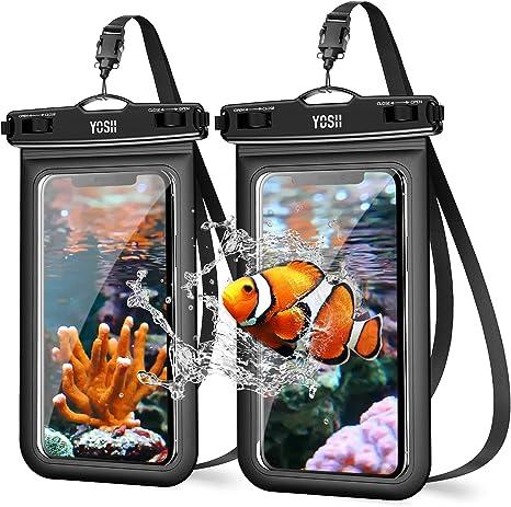 Wasserdichter Unterwasser Schwimmerbeutel Packsack Handyhülle Abdeckung