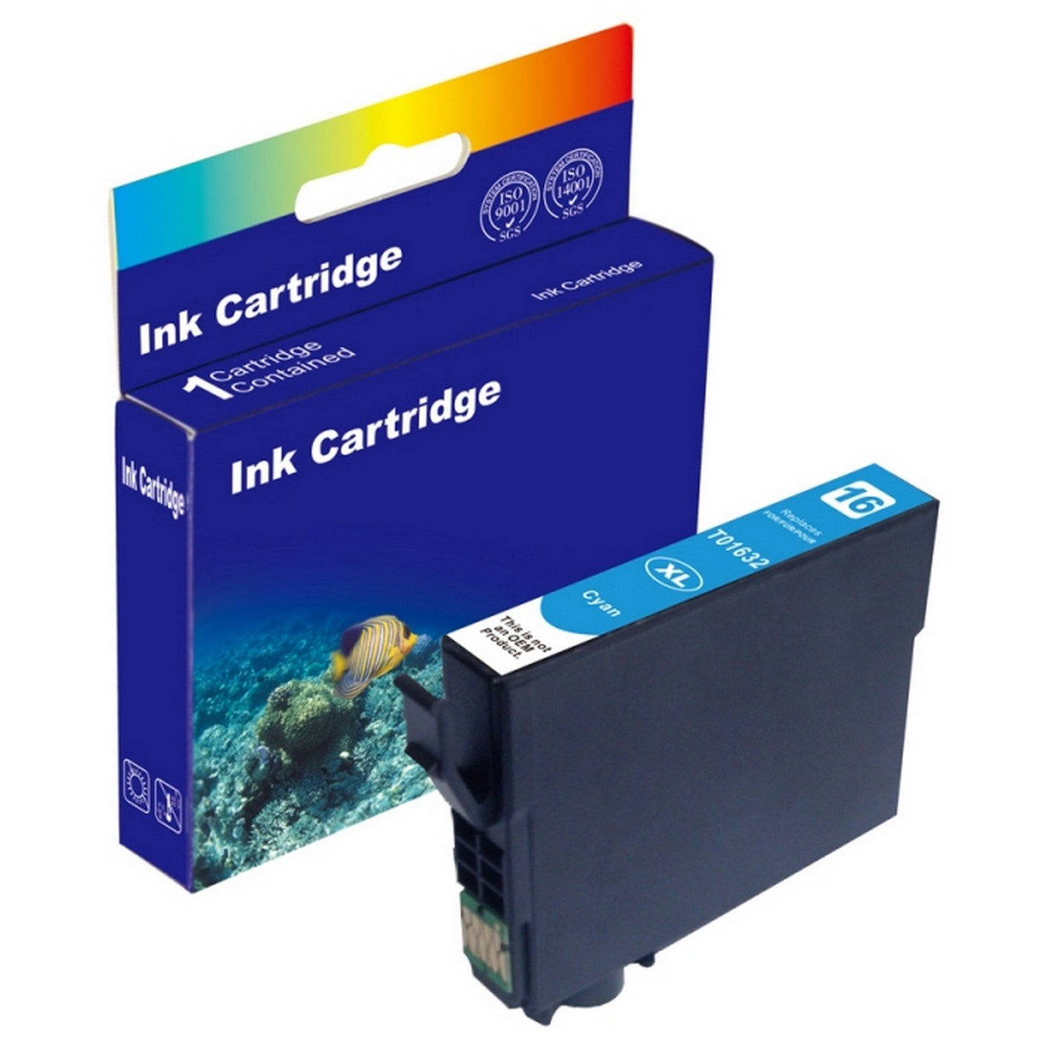 Tinta D&C, no original, para impresoras Epson Workforce WF ...