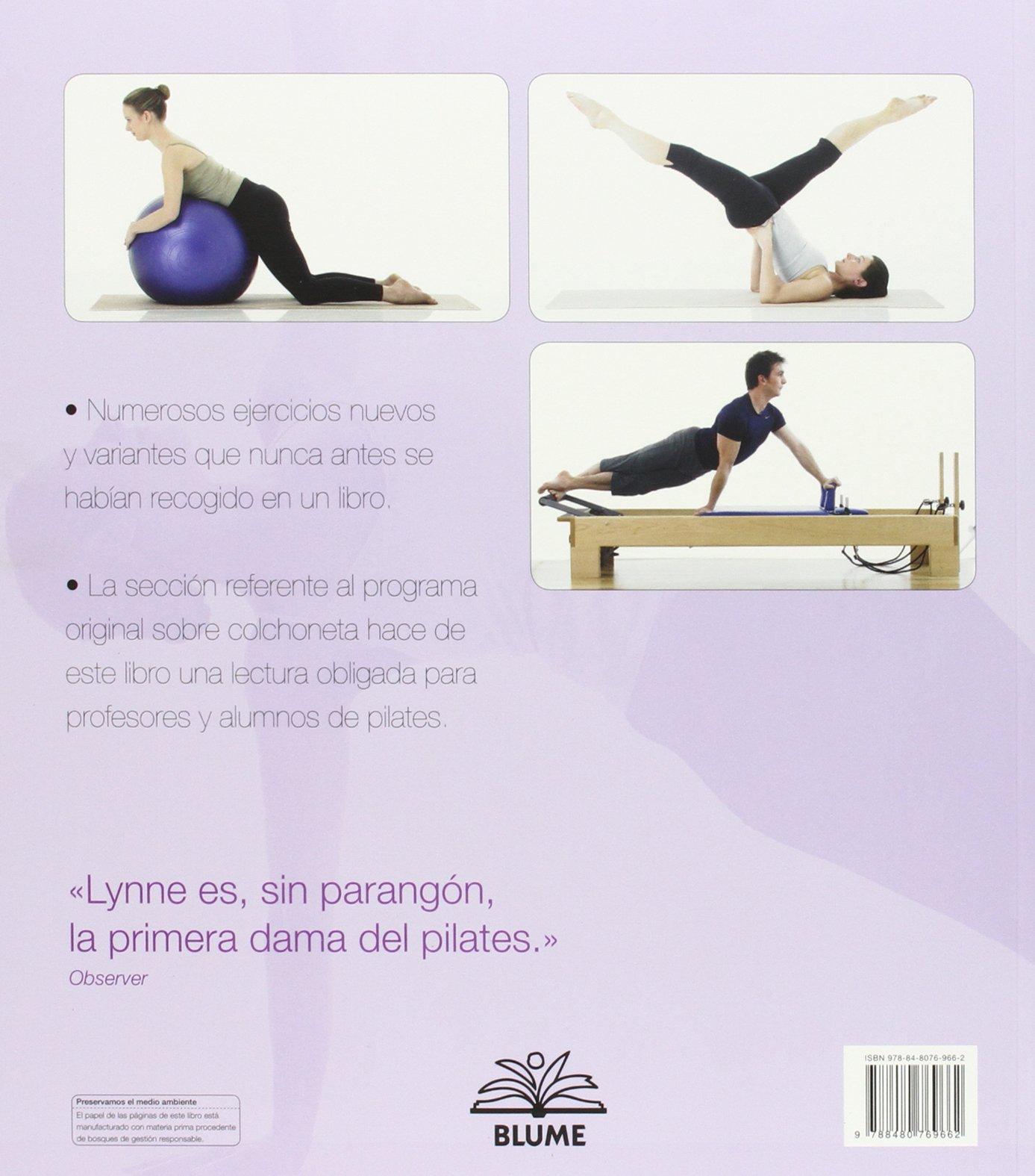 Pilates: La guia mas accesible, didactica y completa para ...