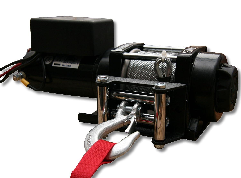 Elektrische ATV Seilwinde 3500Lbs JWS