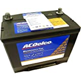 Acdelco Car Battery Nsx110-5Lmf (80D26L)