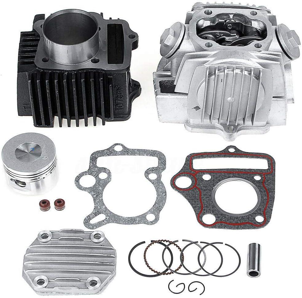 FOR CYLINDER ENGINE REB UILD KIT KAZUMA FALCON 90 BAJA BA90 COOLSTER ROKETA 90CC ATV