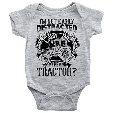 871331bcd61c Amazon.com  Do I Hear A Tractor T Shirt