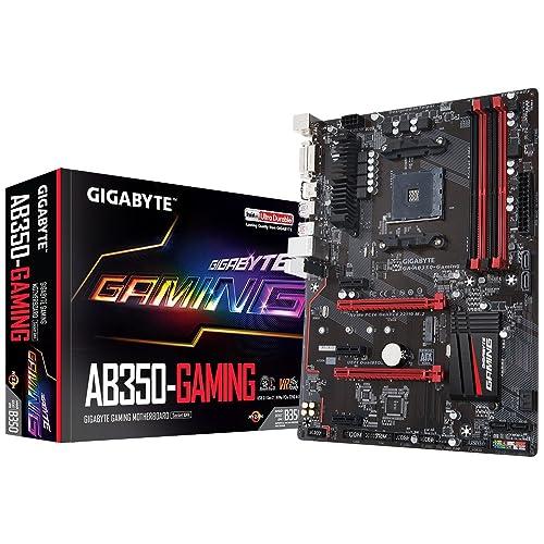 Gigabyte GAAB35GM 00 G Placa Base Ab350 Gaming AMD Am4 B350 4ddr4 64gb Dvi Hdmi Gblan 6sata3 2usb3 1