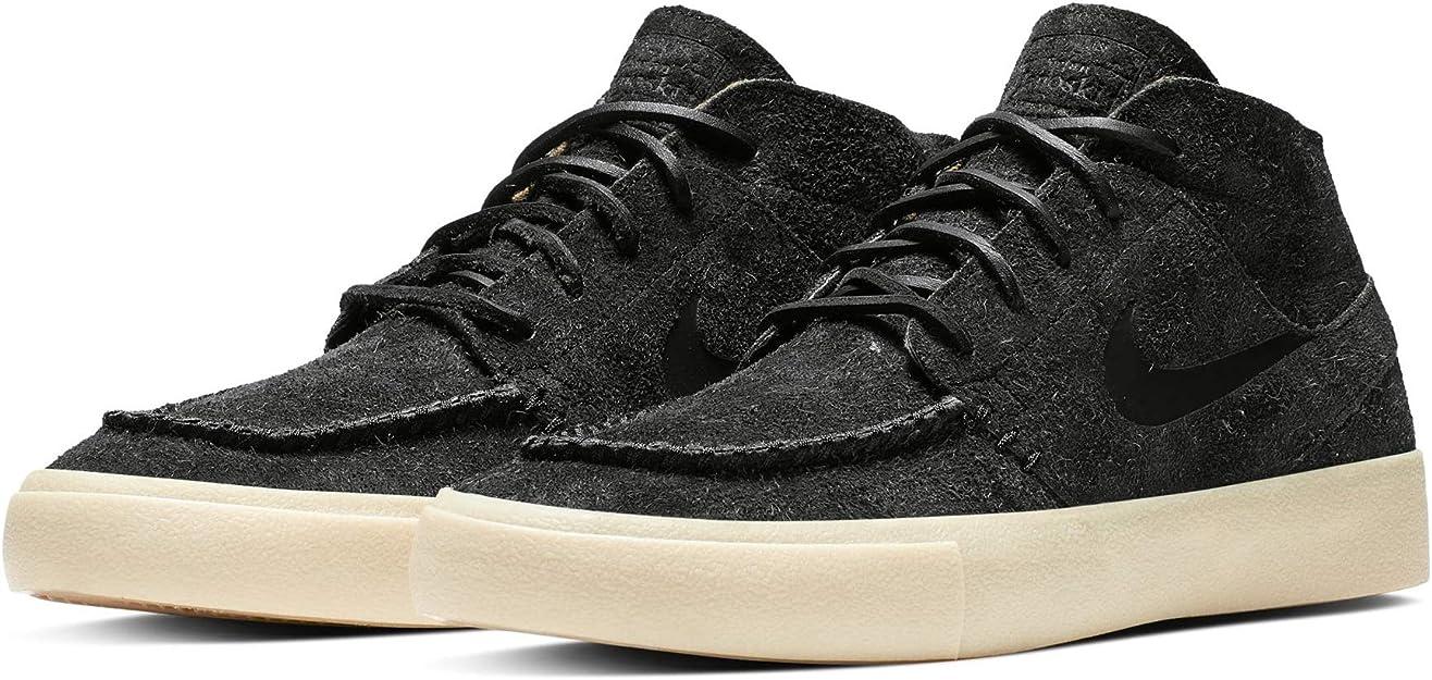 Nike Zoom Janoski Mid Crafted, Sneaker a Collo Alto Uomo
