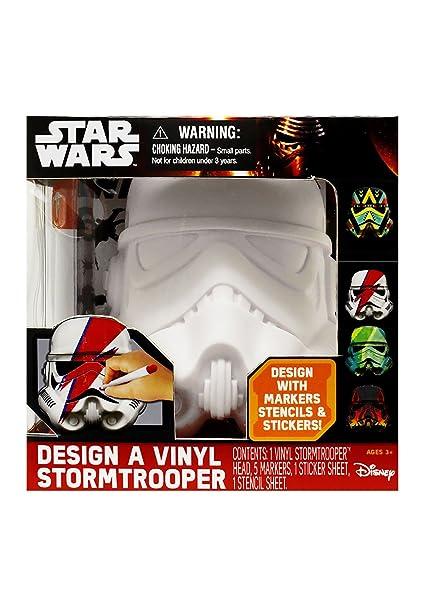 Star Wars Design A Vinyl Stormtrooper Amazoncom