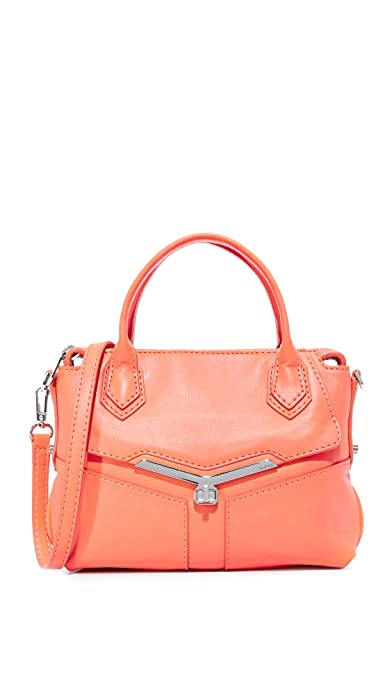 Amazon.com  Botkier Women s Valentina Mini Satchel 3ecd1c5f577aa