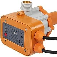 Controlador de Presión Automático - 1,1kW, Presión Máx. 10bar, Protección IP65 - Interruptor de Control Electrónico de…
