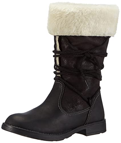 | Geox Girls' Short Boots with Fur Jr Sofia
